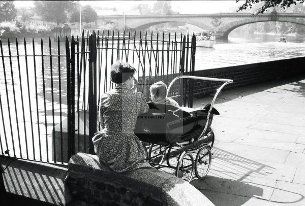 silvercross 1950s pram London